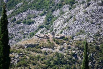 Ruiny tureckich fortów Grvkac i Ledenice - Risan