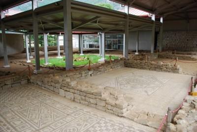 Rzymskie mozaiki - Risan