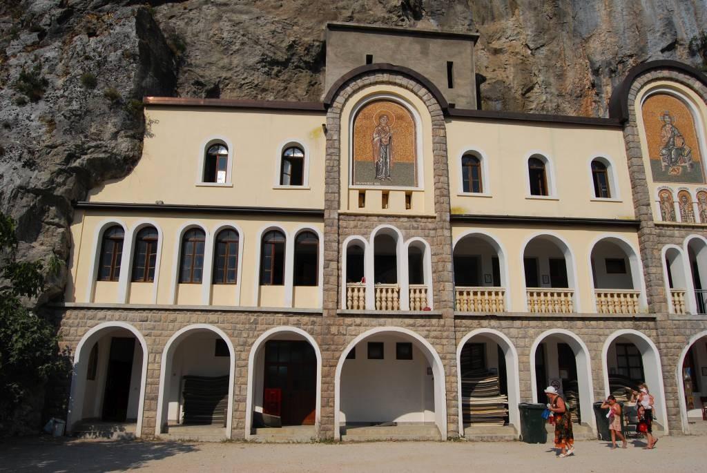 Monastyr Ostrog