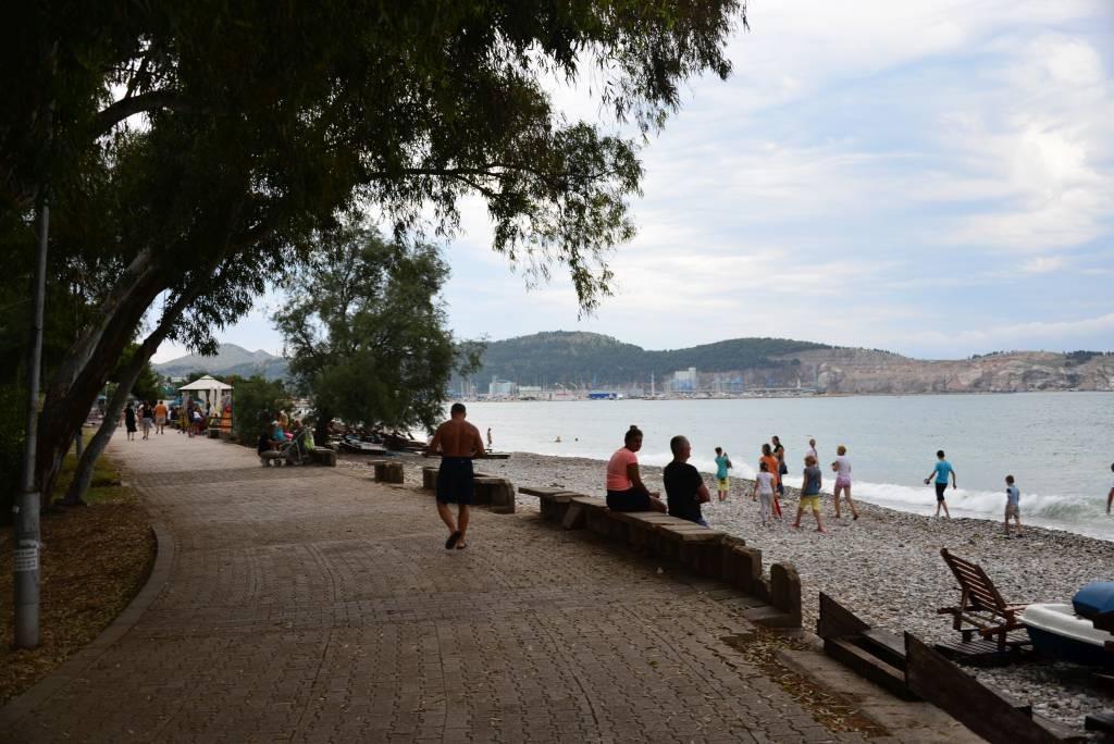 Plaża w Barze