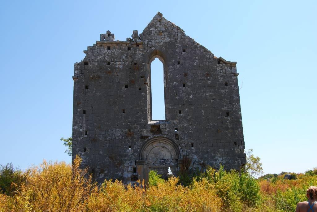 Ruiny miasta Svac